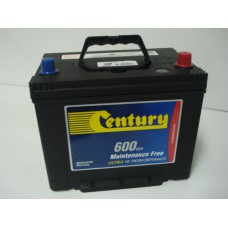 CENTURY CAR BATTERY - NS70LMF - MAINTENANCE FREE