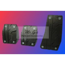 RACE PEDAL PADS - TYRE TRED DESIGN