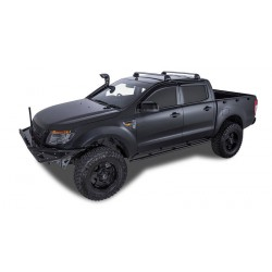 Vortex 2500 RS Silver 2 Bar - Ford Ranger 10/11 to 05/18