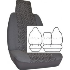 HIACE FRONT SEAT COVERS - 2005 on