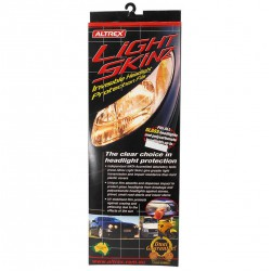 LIGHT SKINZ - Invisible Headlight Protection Film