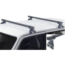 TRADE RACK - CRUZ ROOF RACK - 1.6M BAR & 160MM HIGH SUPPORTS