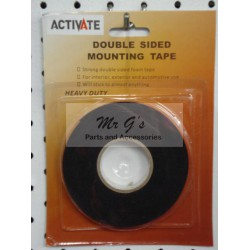 DOUBLE SIDED TAPE- A MUST FOR THE TOOLBOX