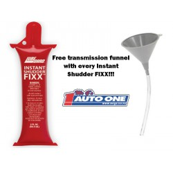 DR TRANNY TRANSMISSION SHUDDER FIX - THE ORIGINAL! + FREE TRANSMISSION FUNNEL!