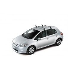 ROOF RACK - Lexus IS sedan 2013-> CRUZ SQUARE BAR ROOF RACKS