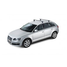 Roof Rack - Volkswagen Passat with Integrated Rails - 2015 on - CRUZ Steel Bars