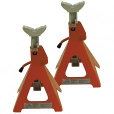 BIG RED JACK STANDS - 3 TON PAIR
