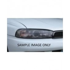 Headlight Covers - Tinted - Mazda BT-50 - 2007 to 2011