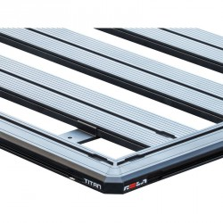 Titan Tray - By ROLA - 2.0m x 1.4m with 3 x CRUZ Racks - Land Cruiser 150 series