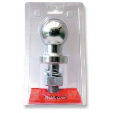 "Tow Ball - 50mm BALL - 7/8"" SHANK - 50mm LONG - 3500kg - Chrome"