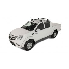 RHINO RACK - Black Vortex Bars - Foton Tunland (without rear sports bars) 2012->