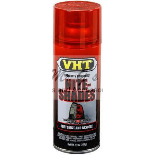 Vht Red Niteshades Taillight Tint In A Can