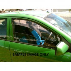 BMW 1 Series E87 - 2004 to 2011 5d - Weather Shield - Left Hand Side
