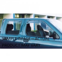 Weather Shield -  FORD Courier PD - 1996 to 98 - Rear Left Hand