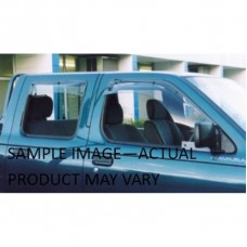 Weather Shield -  FORD Courier PD - 1996 to 98 - Front Left Hand